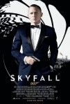 Skyfall (2012) movie poster