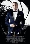 Skyfall (2012) movie poster