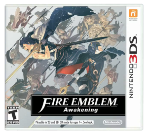 Fire Emblem U.S. Box Art