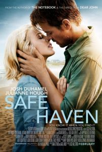 Safe Haven (2013) movie poster