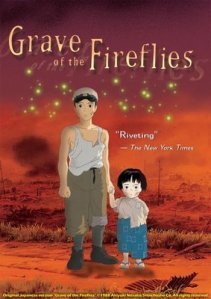 Grave of the Fireflies (1988) movie poster
