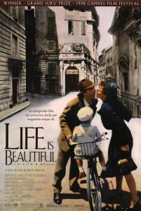 Life is Beautiful (1997) movie poster