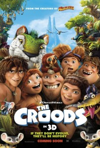 The Croods (2013) movie poster