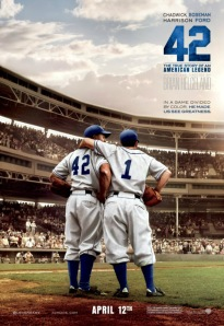 42 (2013) movie poster