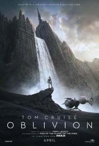 Oblivion (2013) movie poster