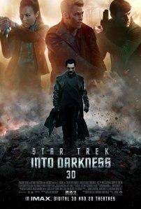 Star Trek Into Darkness (2013) movie poster