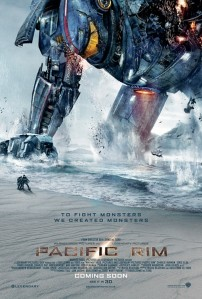 Pacific Rim (2013) movie poster