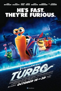 Turbo (2013) movie poster