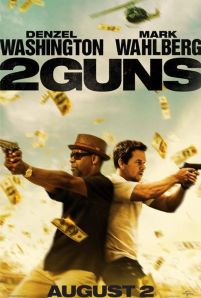 2 Guns (2013) movie poster