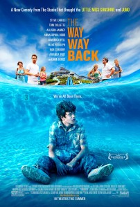 The Way Way Back (2013) movie poster