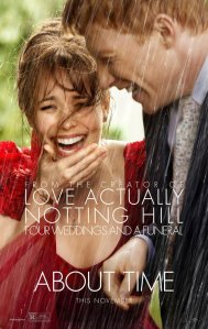 About Time (2013) movie poster