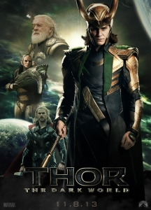 Thor: The Dark World (2013) movie poster