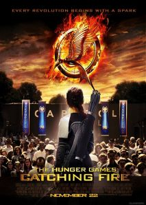 The Hunger Games - Catching Fire (2013) movie poster