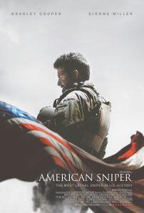 American Sniper (2015) movie poster