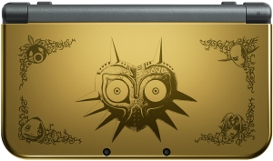 Limited Edition New Nintendo 3DS XL - Majora's Mask