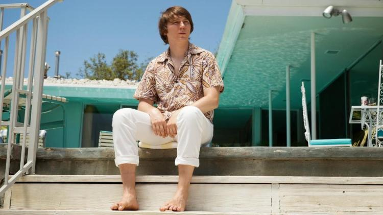 """Paul Dano stars as a young Brian Wilson in """"Love & Mercy""""/photo courtesy Roadside Attractions press materials"""