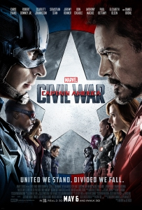 Captain America Civil War (2016)
